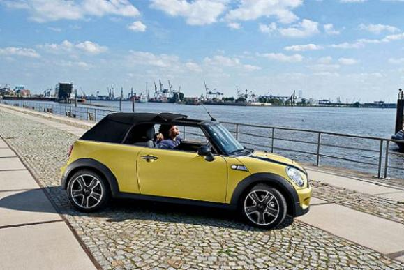 MINI Cooper Convertibles To Be On Road Soon