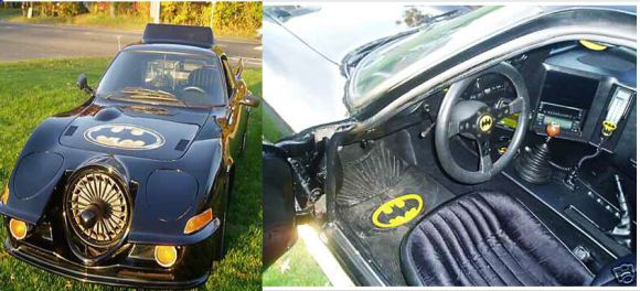Batmobile: Perfect 1973 Opal sports vintage features to bring back memories