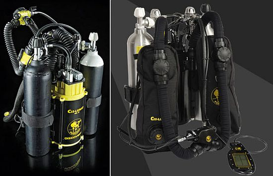 Poseidon's Discovery Rebreather Is A Revolution