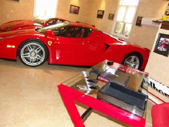 Make A Ferrari Desk Yours!