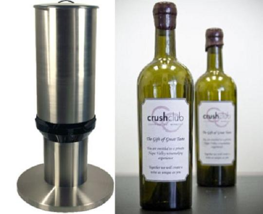 Make Your Own Wine With Garagiste WinePod