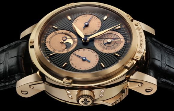 Louis Moinet Magistralis Watch: Carrying a piece of the Universe!