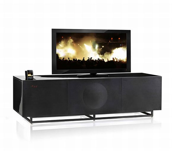 swissmiss GenevaSound Home Theater: Rock on it your own home with style!