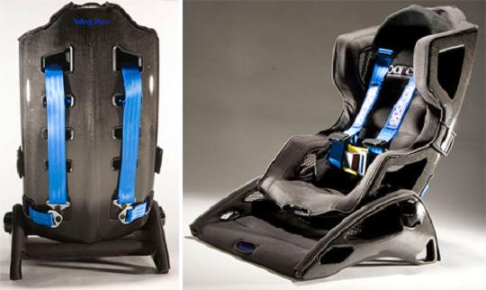 Funky Baby Car Seats Beome A Reality