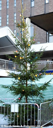 World's Most Expensive Xmas Tree Worth £1 Million!