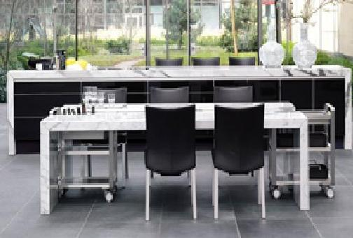 Poggenpohl Dining Desk for Elite Diners Costs £10,000