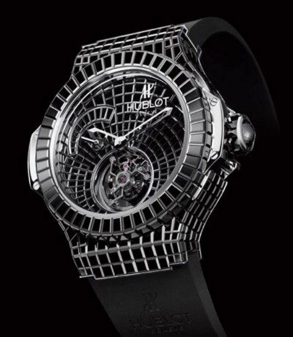 hublot black caviar bang Hublot Black Caviar Bang for Expensive Watch Lovers