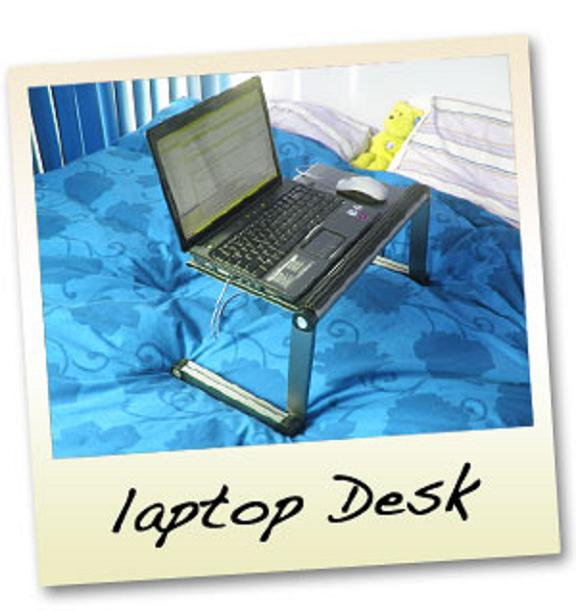 makes a great laptop-desk