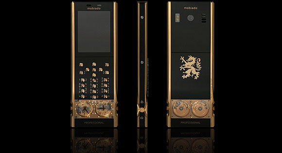 Mobiado Unveils 105GMT GOLD Discovery Cellphone