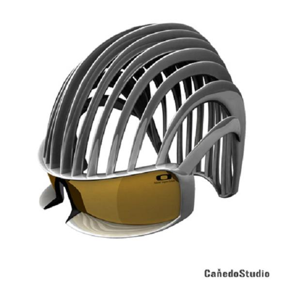gladiator helmet Gladiat8r Fashion For Your Eyes