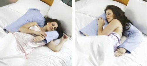 Hug Me Pillow: Hug Him without Guilt, Go to Sleep