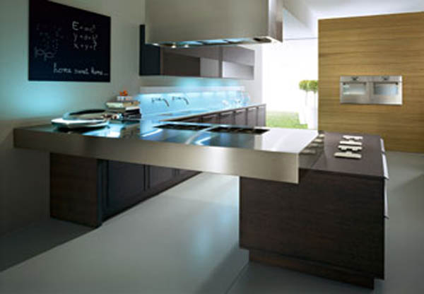 Pedini's New Kitchen Designs with Lamborghini: Style Automated ...