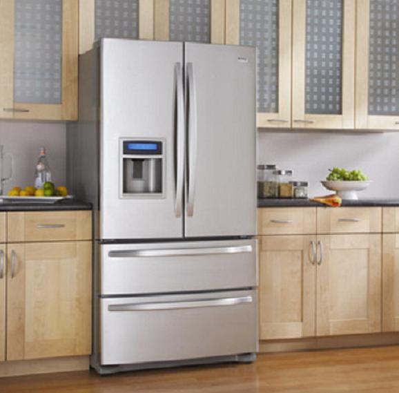 Kenmore refrigerator carves a new technological trend