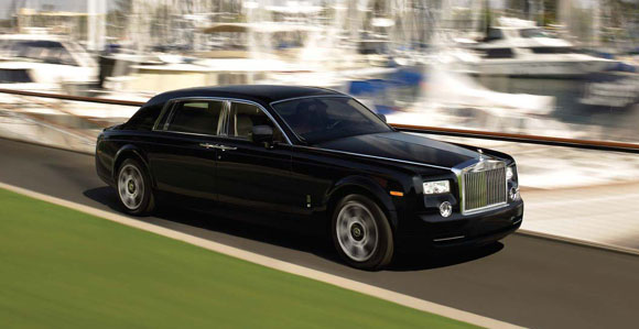 Rolls-Royce Phantom Sedan: Pepped Up And Hidden No More