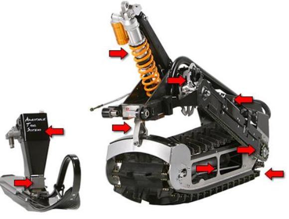 radix snowbike