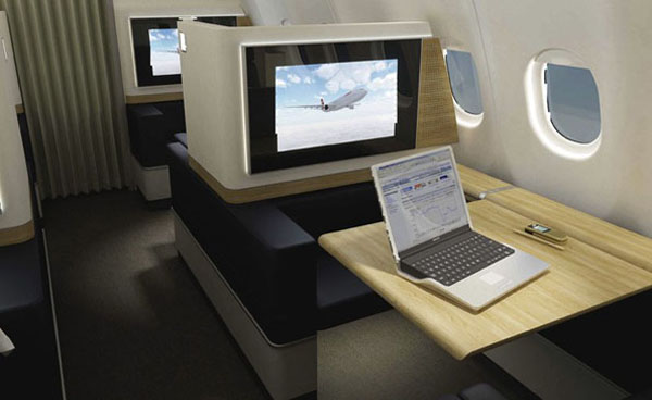 swiss air suite3 SWISS First Class cabin: Redefining In flight Luxury