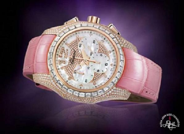 chopard basilea elton Chopards Bid For Charity At Baselworld 2009 Gets Support From Elton John
