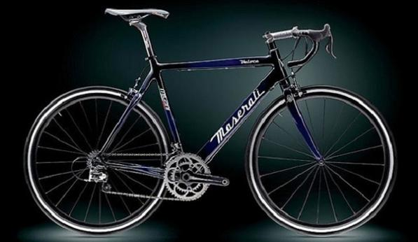 maserati carbon fiber bicycle Maserati Finds A New Vocation In Pushbikes
