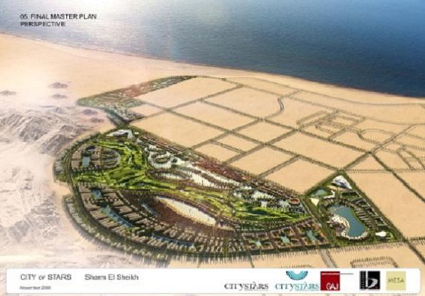 sharmelsheikh Crystal Lagoons Busy Creating The Worlds Biggest Swimming Pool In Egypt