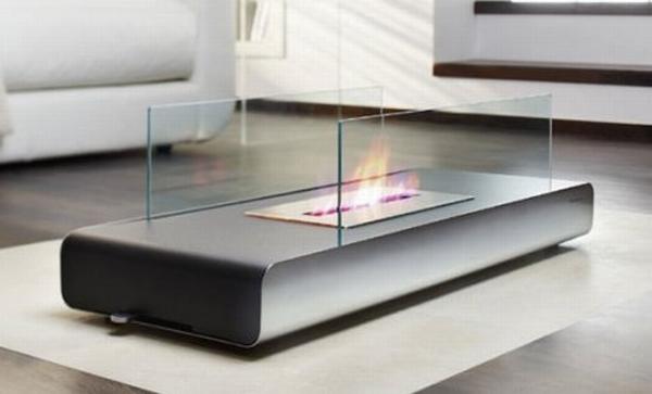 vidro-fireplace