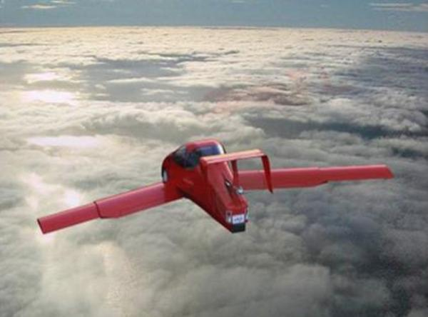 aerocar High Road: Flying Automobile Follows After Terrafugias Transition