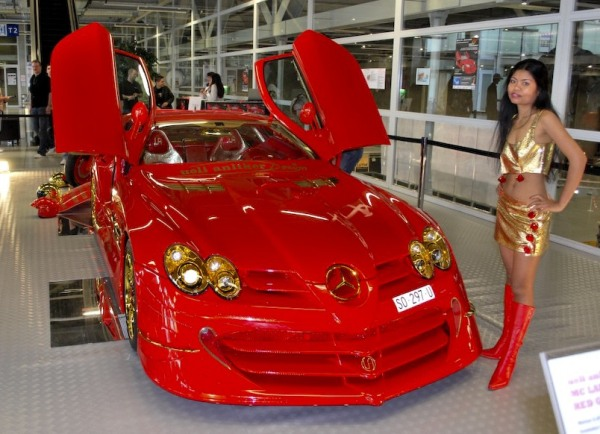 New Exotic Edition sportcar_2010