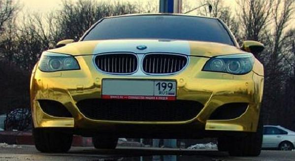 gold-bmw-m5