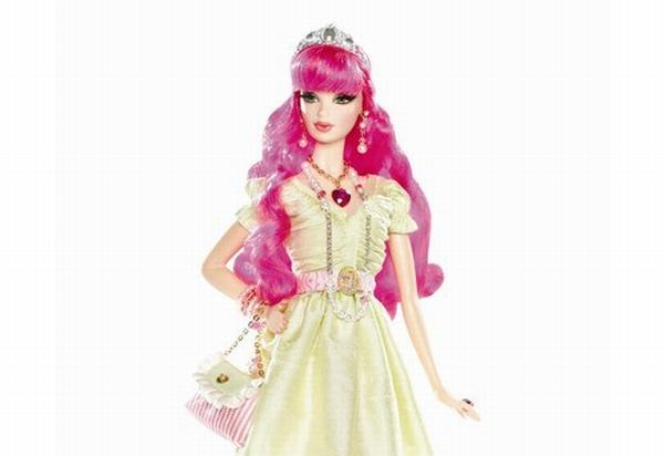 barbie Nostalgic Barbie Suite for Chic Women