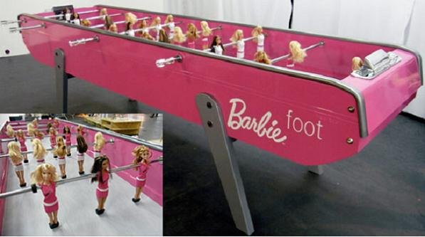 barbiefoot