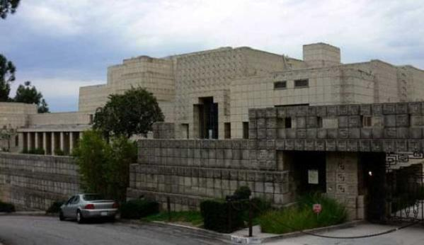 ennis house1 Endangered Ennis House Looks For A New Owner For $15 million