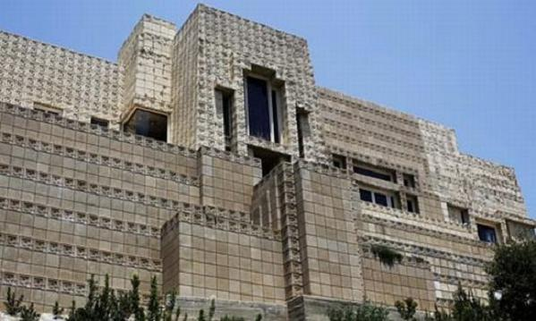Endangered Ennis House