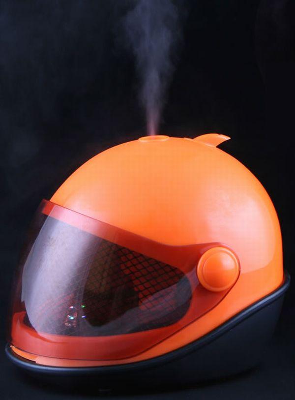 helmet-humidifier