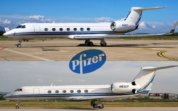pfizer-jets