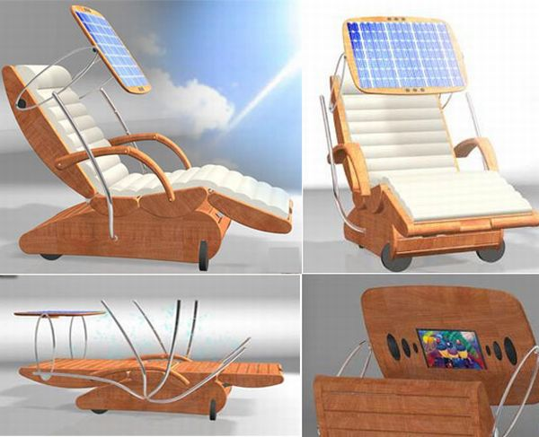 Charmant S3 Luxurious Beach Chairs For A Little Soakin In The Sun Elite