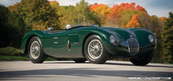 1952_Jaguar_C-Type_race_car