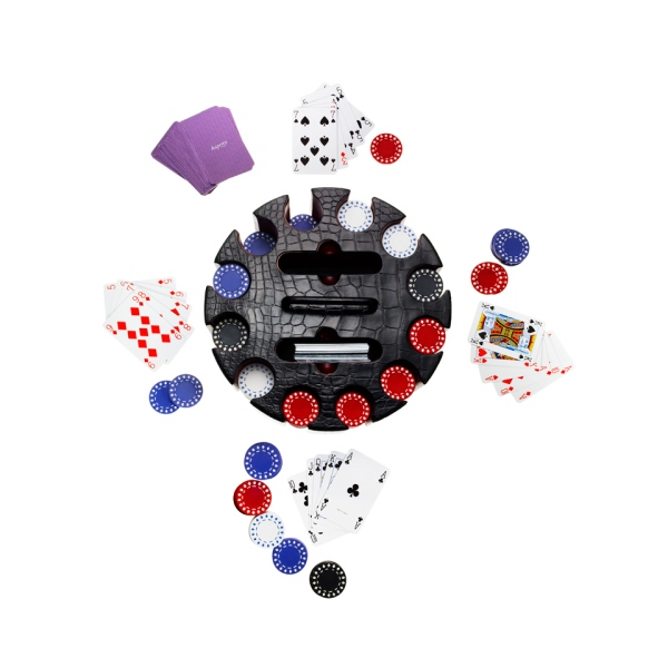 Asprey Poker Set