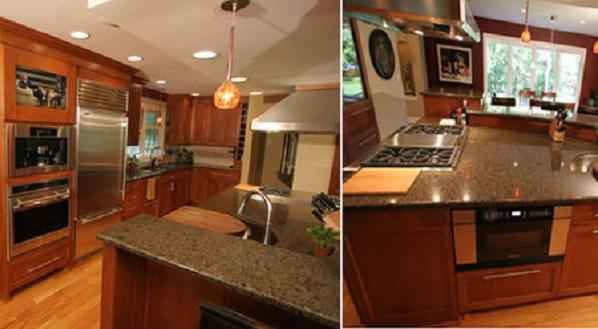 Cool kitchen makeover by sensory environment designs for Cool kitchen designs