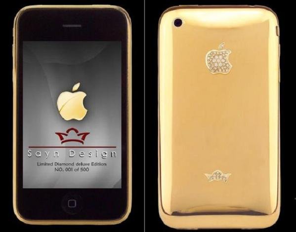 iphone-3g-limited-diamond-deluxe-gold-edition