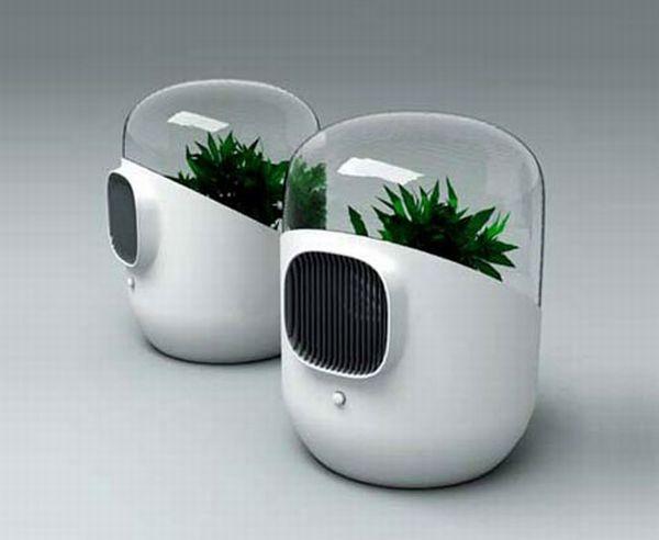 living air filter