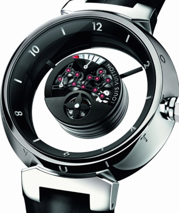 louis vuitton tambour mysterieuse