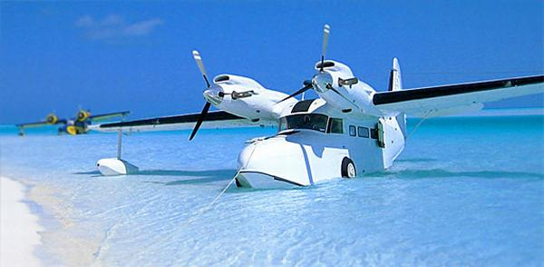 Antilles Seaplanes G 21 Super Goose For The Uber Rich