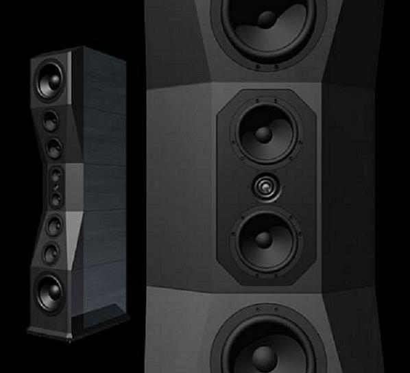 Cool Illuminator Speakers Boast 8000w Of Great Sound
