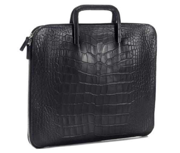 багаж, сумки, Tumi, роскошь, Tumi Townhouse Alligator Accessories.