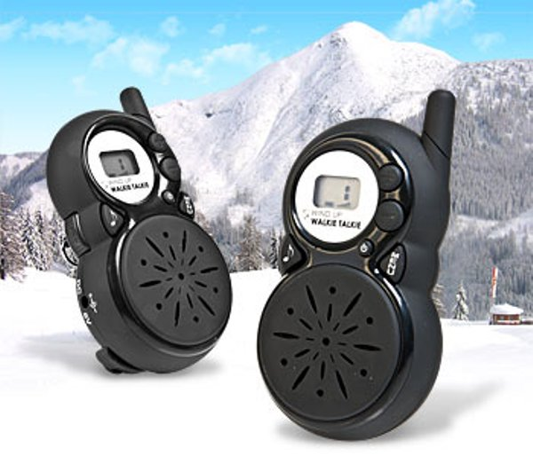 wind up walkie talkies