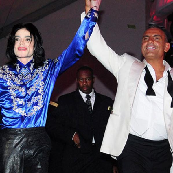 MJ MJs Clothes Line Launched By Designer Friend Christian Audigier