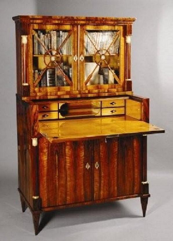 Vienna Biedermeier The Art Of Walnut Brings Some Delicious Furniture Elite Choice