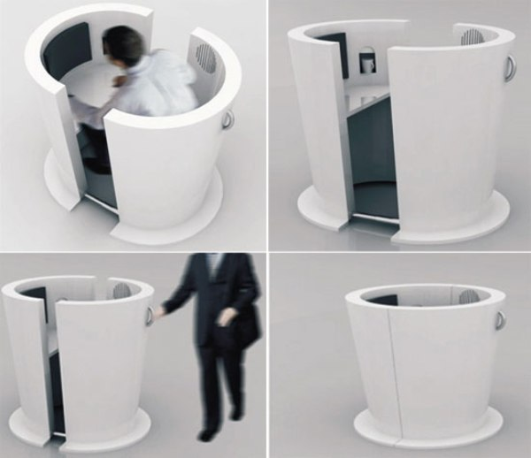 coffee office