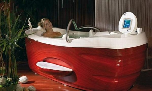 Niagara Hydrotherapy Tub By Stas Doyer Exudes State Of Art
