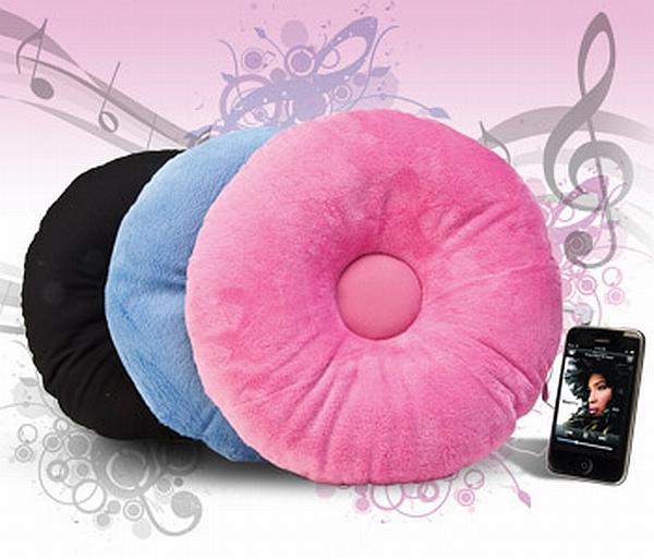 soupilvar lg iDream Speaker Pillow for Music Lovers