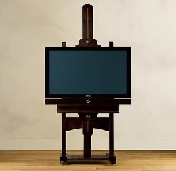tv-easel